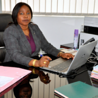 Jeanne Marie Christine Tani Ilboudo CEO Wendkuni Nak